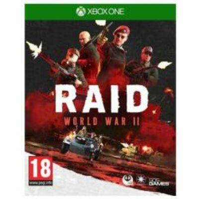 Raid World War II Xbox One (használt)