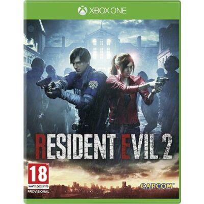 Resident Evil 2 Xbox One (használt)