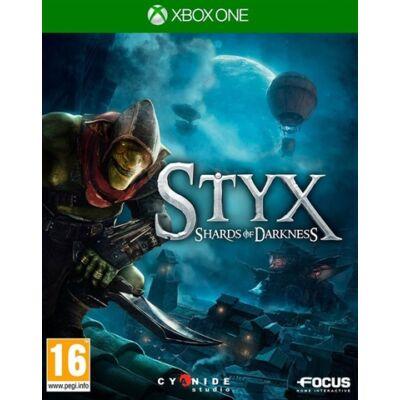 Styx Shards of Darkness Xbox One (használt)