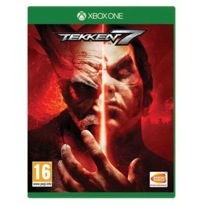 Tekken 7 Xbox One (használt)