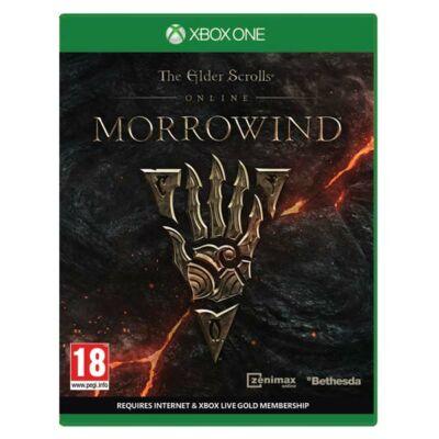 The Elder Scrolls Online Morrowind Xbox One (használt)