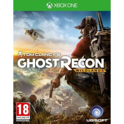 Tom Clancy's Ghost Recon Wildlands Xbox One (használt)