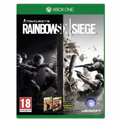 Tom Clancy's Rainbow Six Siege Xbox One (használt)