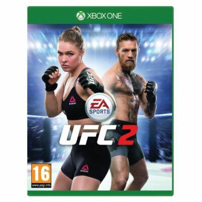 UFC 2 Xbox One  (használt)