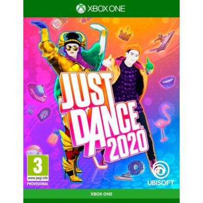 Just Dance 2020 Kinect Xbox One (új)
